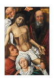 The Descent from the Cross, C. 1500 Giclee Print by Colijn de Coter