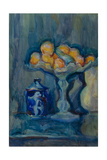 Still Life with a Vase Giclee Print by Vera Vladimirovna Khlebnikova