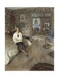 La Comtesse Marie-Blanche De Polignac, 1928-1932 Giclee Print by Édouard Vuillard