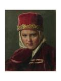Boyar's Wife, 1901 Giclee Print by Nikolai Vasilyevich Nevrev