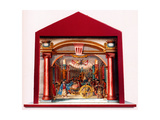 Diorama: Masonic Germany (The Temple of Masonic Treasure), 1750 Giclee Print