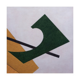 Suprematism Composition, 1920S Giclee Print