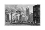 The Bank of England, C1830 Giclee Print by Thomas Hosmer Shepherd