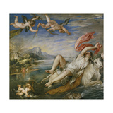 The Rape of Europa (After Titia), 1629 Giclee Print by Pieter Paul Rubens