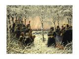 Is Armed Shooting!, 1899-1900 Giclee Print by Vasili Vasilyevich Vereshchagin