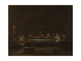 Seven Sacraments: Eucharist, Ca 1637-1640 Giclee Print by Nicolas Poussin