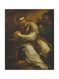 Saint Lawrence, 1650S Giclee Print by Valerio Castello