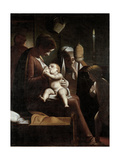 Madonna of the Candle, 1570-1575 Giclee Print by Luca Cambiaso