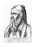 Pythagoras (C560-480 B), Greek Philosopher and Scientist Giclee Print