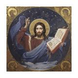 Christ Pantocrator, 1885-1896 Giclee Print by Viktor Mikhaylovich Vasnetsov