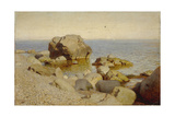 Seashore, the Crimea, 1886 Giclee Print by Isaak Ilyich Levitan