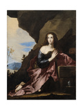 Mary Magdalene Penitent, 1637 Giclee Print by José de Ribera