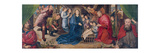 The Adoration of the Shepherds, C. 1480 Giclee Print by Hugo van der Goes