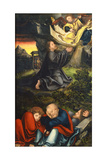 The Agony in the Garden, Ca 1518 Giclee Print by Lucas Cranach the Elder