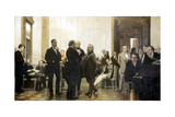 Slavonic Composers, 1871-1872 Giclee Print by Ilya Yefimovich Repin