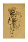 Study, 1900 Giclee Print by Edward Stott