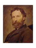 Self-Portrait Giclee Print by Franz Von Defregger