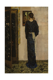 The Earring, 1893 Giclee Print by George Hendrik Breitner