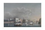 View of the Neva Giclee Print