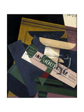 Grapes, 1916 Giclee Print by Juan Gris