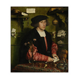 The Merchant Georg Gisze, 1532 Giclee Print by Hans Holbein the Younger