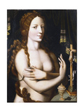 St Mary Magdalene Repentant Giclee Print