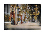 Entrance of the Palais Garnier, Paris, C1900 Giclee Print
