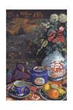 Still Life, 1914 Giclee Print by Nikolai Semyonovich Zaytsev