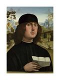 Bartolomeo Bianchini, C. 1490 Giclee Print by Francesco Francia