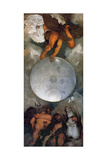 Jupiter, Neptune and Pluto, Ca. 1597 Giclee Print by  Caravaggio