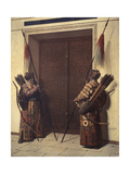 The Doors of Tamerlane, 1871-1872 Giclee Print by Vasili Vasilyevich Vereshchagin