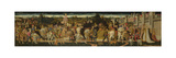 The Triumph of David, C. 1450 Giclee Print by Francesco Di Stefano Pesellino