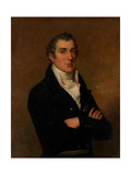 Portrait of Arthur Wellesley (1769-185), 1st Duke of Wellington Giclee Print by George Dawe