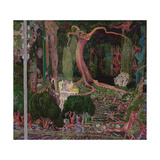The New Generation, 1892 Giclee Print by Jan Toorop
