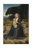 Rest on the Flight into Egypt, Ca 1515 Giclee Print by Gerard David
