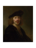 Self Portrait at the Age of 24, 1639 Giclee Print by Govaert Flinck