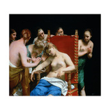 The Death of Cleopatra, Ca 1662 Giclee Print