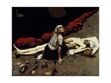 Lemminkäinen's Mother, 1897 Giclee Print by Akseli Gallen-Kallela