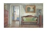 Interior, 1924 Giclee Print