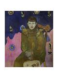 Portrait of Vaiite (Jeann) Goupil, 1896 Giclee Print by Paul Gauguin