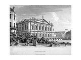 Spencer House, Westminster, London, 1800 Giclee Print