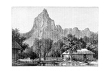 View of Tahiti, 1898 Giclee Print