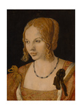 Portrait of a Young Venetian Woman, 1505 Giclee Print by Albrecht Dürer