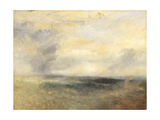 Margate, from the Sea, Ca 1835 Stampa giclée di Joseph Mallord William Turner