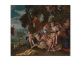 The Rape of Europa, C. 1570 Giclee Print by Paolo Veronese