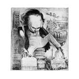 Victor Hugo, 1923 Giclee Print by  Benjamin
