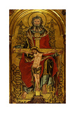 Altarpiece with the Trinity, Ca 1250 Giclee Print
