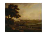 View of Kazan, 1816 Giclee Print by Andrei Yefimovich Martynov
