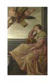 The Dream of Saint Helena, C. 1570 Giclée-Druck von Paolo Veronese