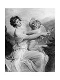 Captive Cupid, 1899 Giclee Print by Theodore Blake Wirgman